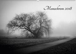 Monochrom 2018 (Wandkalender 2018 DIN A2 quer) von Pfeiffer,  Alexander