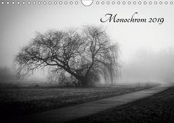 Monochrom 2019 (Wandkalender 2019 DIN A4 quer) von Pfeiffer,  Alexander