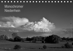 Monochromer Niederrhein (Tischkalender 2020 DIN A5 quer) von Fotoart - Bernd Steckelbroeck,  BS