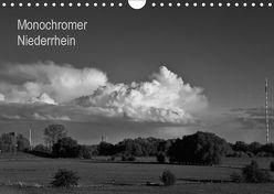 Monochromer Niederrhein (Wandkalender 2018 DIN A4 quer) von Fotoart - Bernd Steckelbroeck,  BS