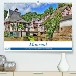 Monreal – Ein sehenswerter Ort in der Osteifel (Premium, hochwertiger DIN A2 Wandkalender 2020, Kunstdruck in Hochglanz) von Klatt,  Arno