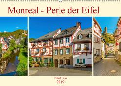 Monreal – Perle der Eifel (Wandkalender 2019 DIN A2 quer) von Hess,  Erhard, www.ehess.de