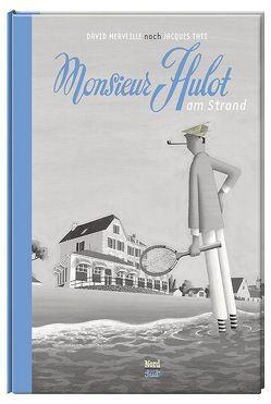 Monsieur Hulot am Strand von Merveille,  David