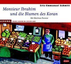 Monsieur Ibrahim und die Blumen des Koran (1 CD) von Biermann,  Ulrich, Ponnier,  Matthias, Schmitt,  Eric E