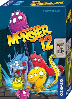 Monster 12 von Bláha,  Marek, Wichmann,  Peter