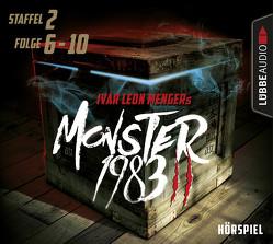 Monster 1983: Staffel II, Folge 6-10 von Menger,  Ivar Leon, Strohmeyer,  Anette, Weber,  Raimon