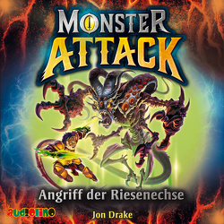 Monster Attack (1) von Demir,  Emrah, Drake,  Jon