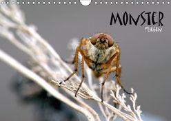 MONSTER – FLIEGEN (Wandkalender 2018 DIN A4 quer) von Brandmeier,  Wolfgang