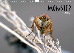 MONSTER – FLIEGEN (Wandkalender 2019 DIN A4 quer) von Brandmeier,  Wolfgang