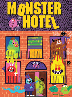 Monster-Hotel von Hodgson,  Rob, Vogel-Ropers,  Anne