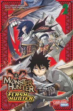 Monster Hunter Flash Hunter 2 von Hikami,  Keiichi, Peter,  Claudia, Yamamoto,  Shin