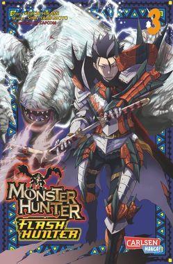 Monster Hunter Flash Hunter 3 von Hikami,  Keiichi, Peter,  Claudia, Yamamoto,  Shin
