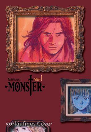 Monster Perfect Edition 1 von Ossa,  Jens, Urasawa,  Naoki