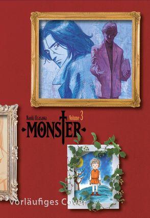 Monster Perfect Edition 3 von Ossa,  Jens, Urasawa,  Naoki