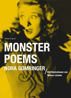 Monster Poems von Gomringer,  Nora
