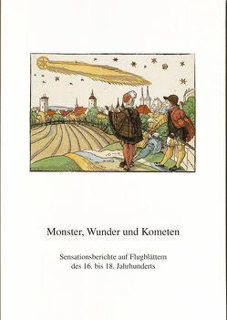 Monster, Wunder und Kometen von Hofmann-Randall,  Christina