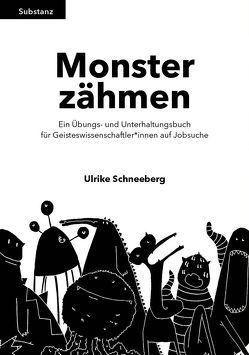 Monster zähmen von Schneeberg,  Ulrike