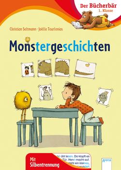 Monstergeschichten von Seltmann,  Christian, Tourlonias,  Joelle