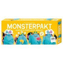 Monsterpakt von Busse,  Melanie, Hansmeier,  Nadine