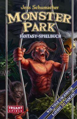 Monsterpark von Schlemmer,  Oliver, Schumacher,  Jens, Truant,  Mario