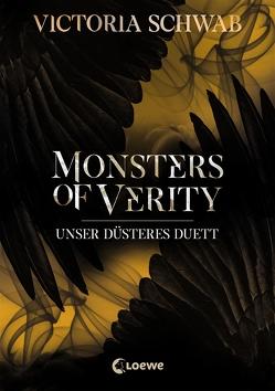 Monsters of Verity 2 – Unser düsteres Duett von Reiter,  Bea, Schwab,  Victoria