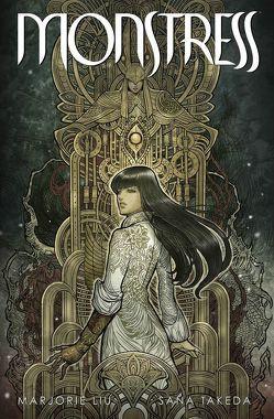 Monstress 1 von Liu,  Marjorie, Takeda,  Sana