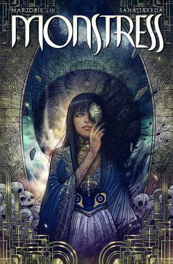 Monstress 3 von Liu,  Marjorie, Takeda,  Sana