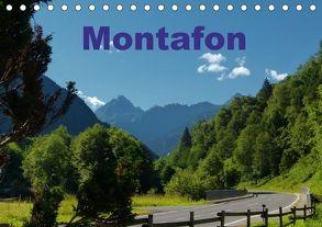 Montafon (Tischkalender 2018 DIN A5 quer) von Dürr,  Brigitte