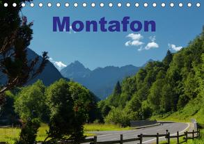 Montafon (Tischkalender 2020 DIN A5 quer) von Dürr,  Brigitte