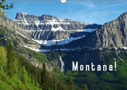 Montana! (Wandkalender 2019 DIN A3 quer) von Del Luongo,  Claudio