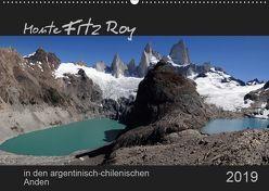 Monte Fitz Roy – in den argentinisch-chilenischen Anden (Wandkalender 2019 DIN A2 quer) von Flori0