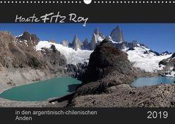 Monte Fitz Roy – in den argentinisch-chilenischen Anden (Wandkalender 2019 DIN A3 quer) von Flori0