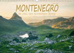 Montenegro – Im Land der schwarzen Berge (Wandkalender 2019 DIN A3 quer) von L. Beyer,  Stefan