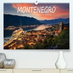Montenegro – Land der schwarzen Berge (Premium, hochwertiger DIN A2 Wandkalender 2020, Kunstdruck in Hochglanz) von L. Beyer,  Stefan