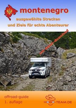 Montenegro offroad-guide von Holzmann,  Günther, Holzmann,  Martina