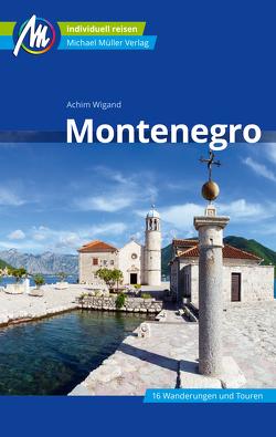Montenegro Reiseführer Michael Müller Verlag von Wigand,  Achim