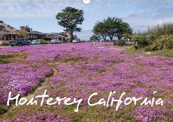 Monterey California (Wandkalender 2021 DIN A3 quer) von Möller,  Peter