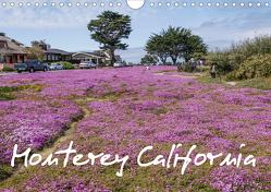 Monterey California (Wandkalender 2021 DIN A4 quer) von Möller,  Peter