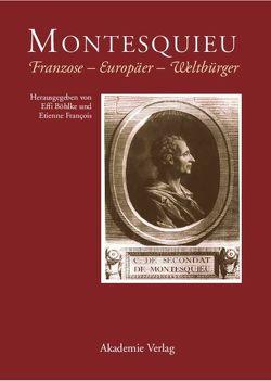 Montesquieu von Böhlke,  Effi, Francois,  Etienne