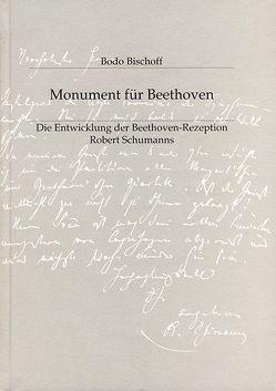 Monument für Beethoven von Bischoff,  Bodo