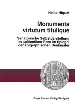 Monumenta virtutum titulique von Niquet,  Heike