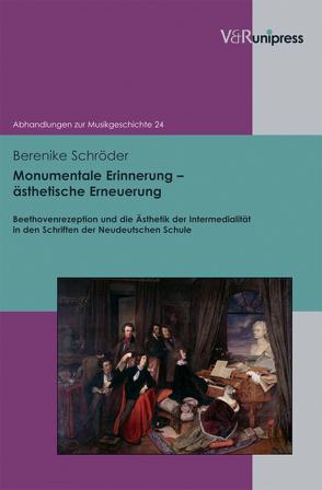 Monumentale Erinnerung – ästhetische Erneuerung von Heidrich,  Jürgen, Konrad,  Ulrich, Marx,  Hans Joachim, Schröder,  Berenike, Staehelin,  Martin