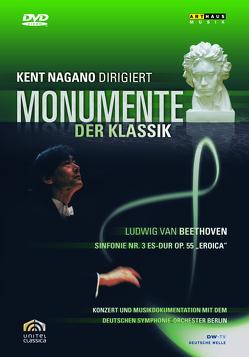 Monumente der Klassik Vol. II von Beethoven,  Ludwig van, Nagano,  Kent