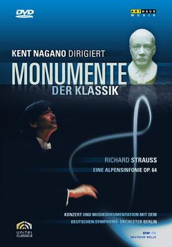 Monumente der Klassik Vol. VI von Nagano,  Kent, Strauss,  Richard