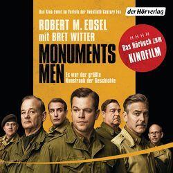 Monuments Men von Bierstedt,  Detlef, Edsel,  Robert M., Freundl,  Hans