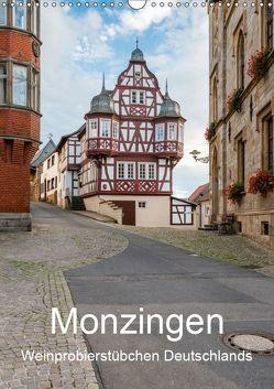 Monzingen – Weinprobierstübchen Deutschlands (Wandkalender 2019 DIN A3 hoch) von Hess,  Erhard, www.ehess.de