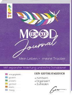 Mood Tracker Journal von Tiemann,  Michelle