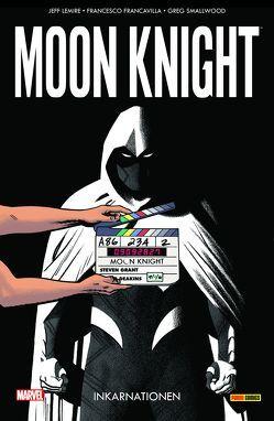 Moon Knight von Francavilla,  Francesco, Kronsbein,  Bernd, Lemire,  Jeff, Sienkiewicz,  Bill, Smallwood,  Greg, Stokoe,  James, Torres,  Wilfredo