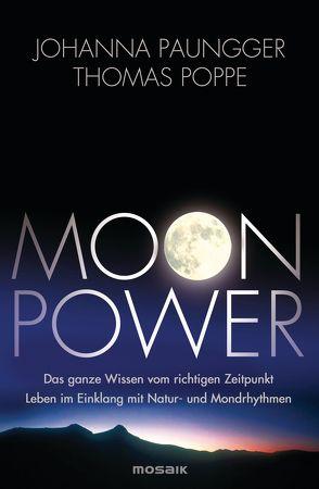 Moon Power von Paungger,  Johanna, Poppe,  Thomas