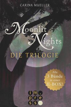 Moonlit Nights: Alle drei Bände in einer E-Box! von Mueller,  Carina